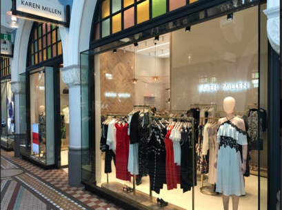 Lease Consultant Australia News KarenMillen Closure